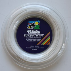 Weiss Cannon Turbo Twist 200m