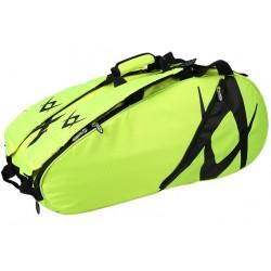 Volkl Team Tennis Bags Yellow/Black Combi Bag