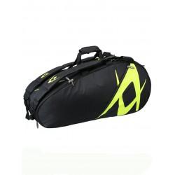 Volkl Team Tennis Bags Black/Neon Combi Bag