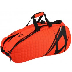 Volkl Tour Tennis Bags Lava/Black 6 Pack Bag