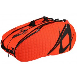Volkl Tour Tennis Bags Lava/Black 9 Pack Bag