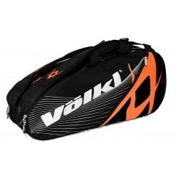 Mega bag black/orange